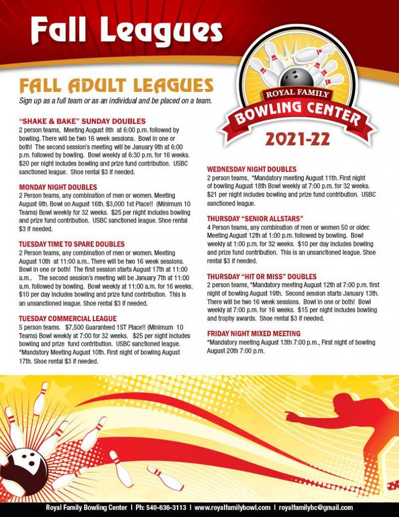 fall leagues21